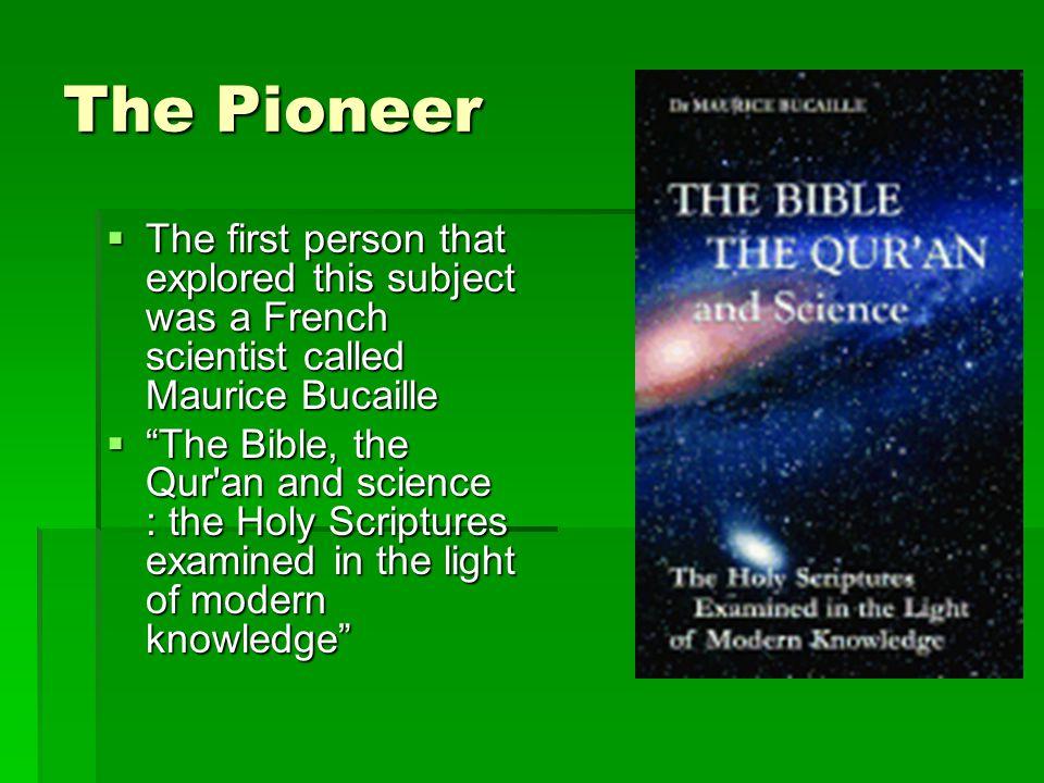 Quran and modern science ppt video online download 2 the toneelgroepblik Gallery