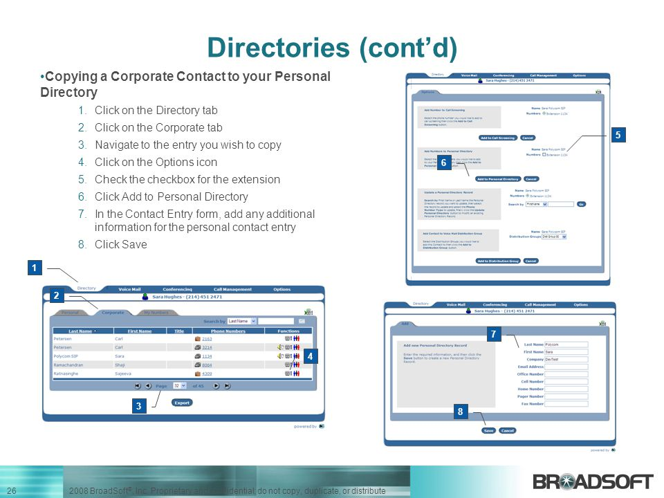 using your web portal m6 release 7 1 business feature set ppt download