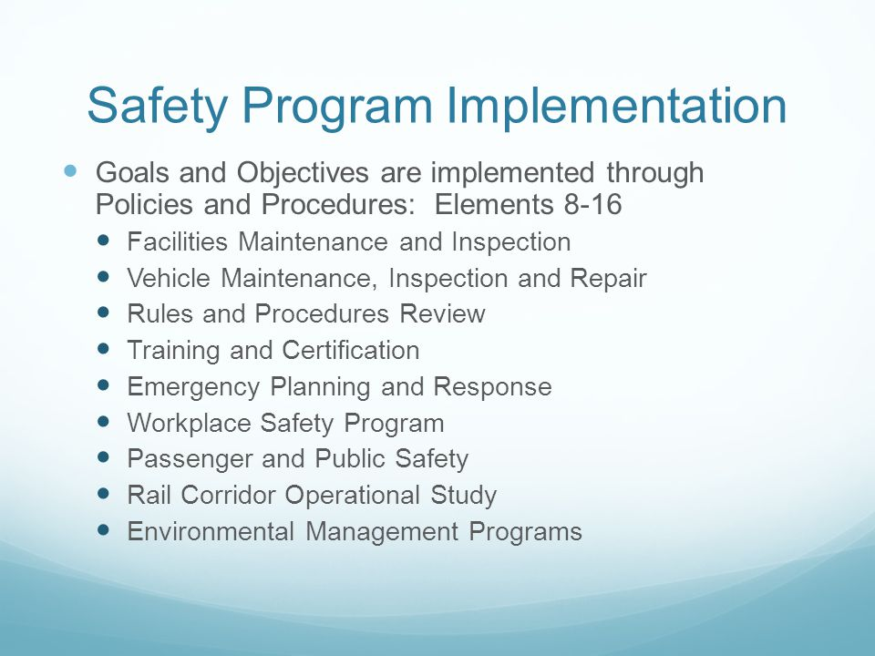 Rail Safety Committee Mid Year Meeting December Ppt Video