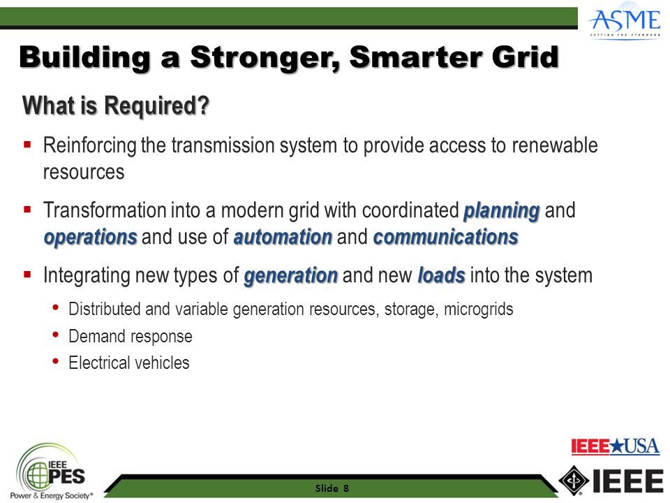 Building a Stronger, Smarter Grid