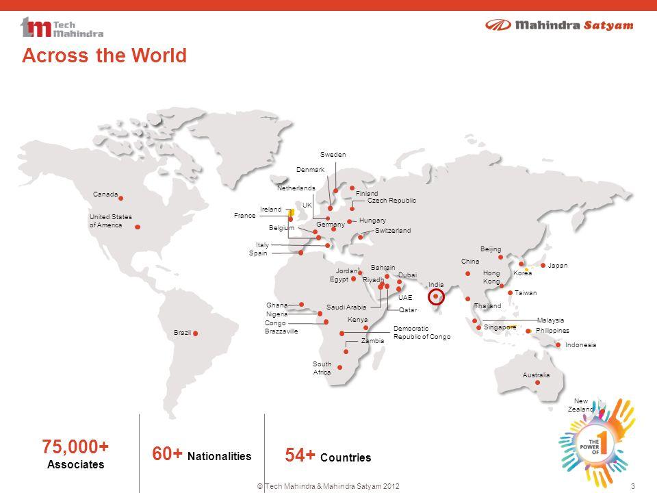Tech Mahindra 'Enabling the new Telco paradigm…' - ppt video