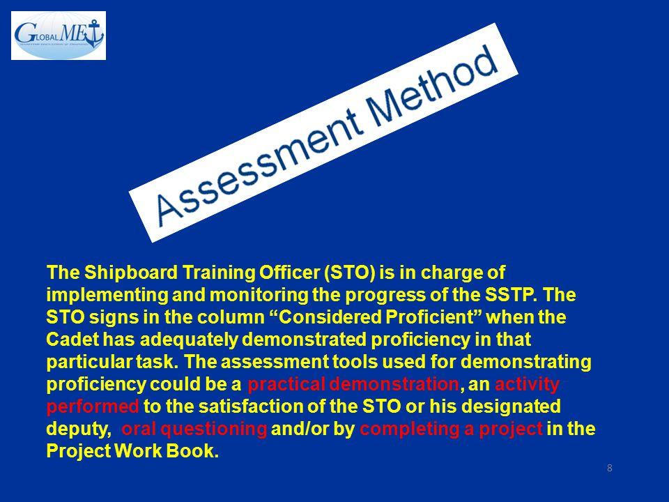 SSTP GlobalMET Deck Cadet Structured Shipboard Training Program