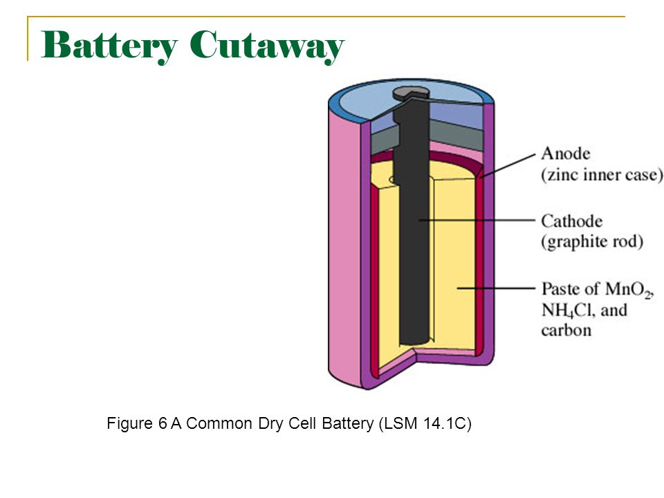 15 battery cutaway figure 6 a common dry cell battery (lsm 14 1c)