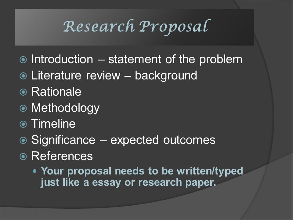 steps of research proposal Steps to do research proposal ahrq offers the latest evidence-based information for improving your health in logic, we often refer to two broad methods of reasoning.