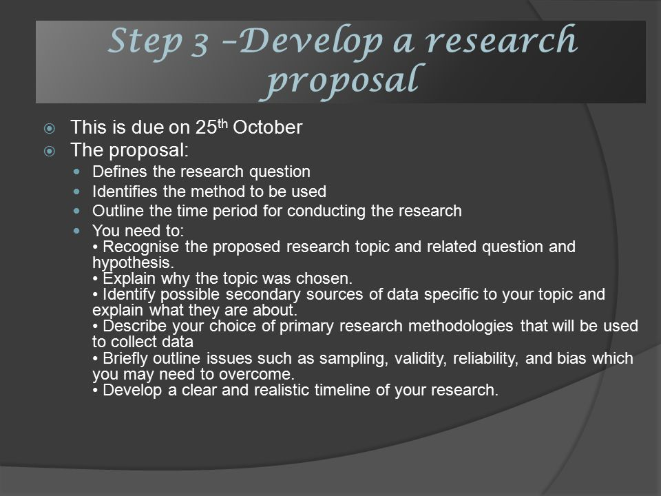 write outline for research paper university