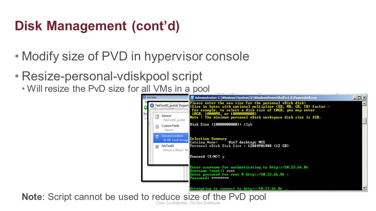 Personal vDisk Architecture and Design - ppt video online