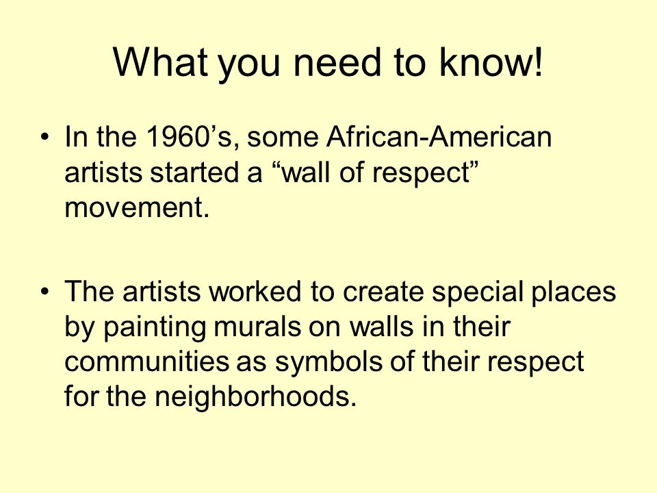 The War Of The Wall By Toni Cade Bambara Ppt Video Online Download