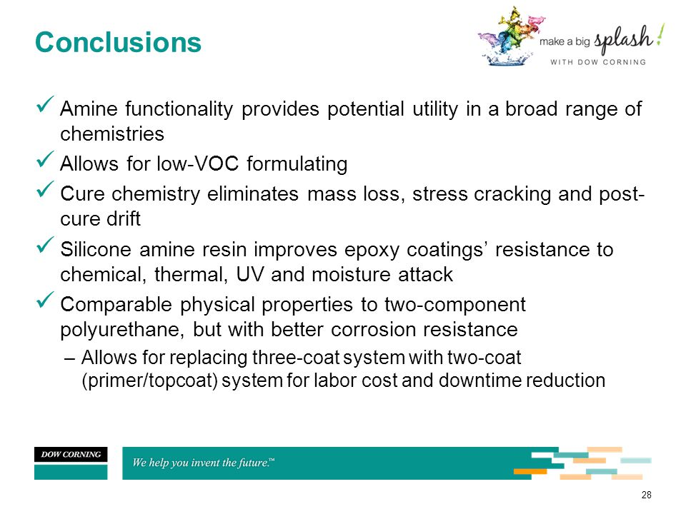 Practical Applications of Polysiloxane Coatings Gerald L - ppt download