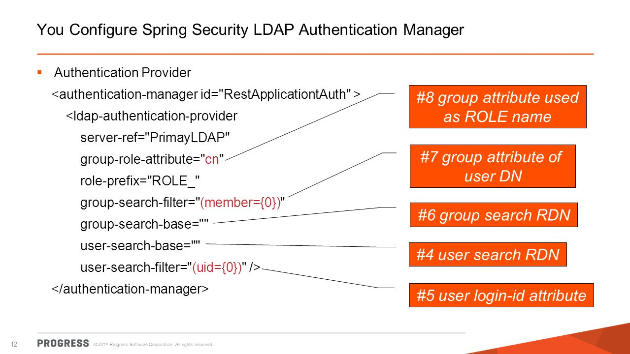 Authenticating REST/Mobile clients using LDAP and OERealm