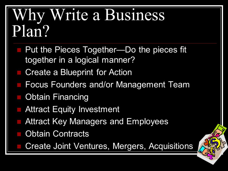 Developing feasibility studies and business plans ppt video online why write a business plan malvernweather Gallery