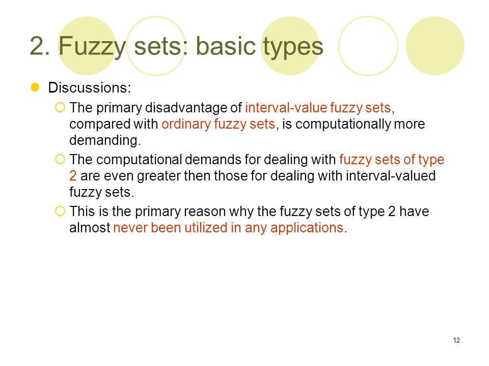 Fuzzy Sets and Fuzzy Logic Theory and Applications - ppt