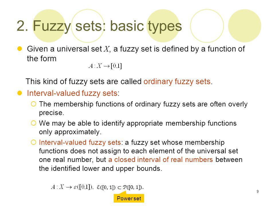 Introduction to fuzzy logic ppt download.