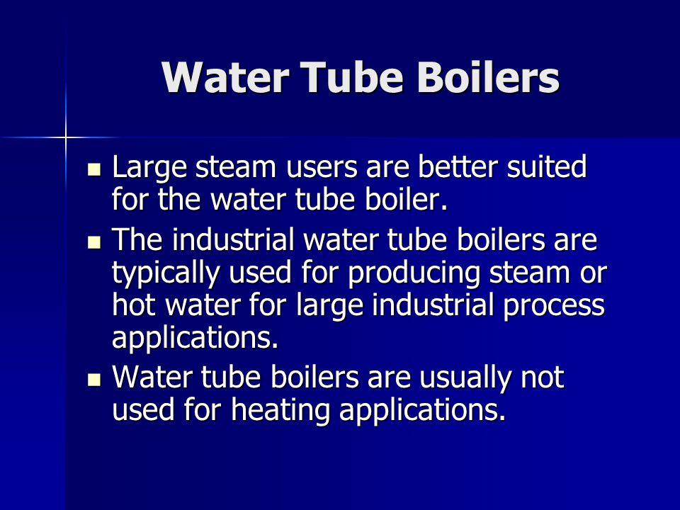 Watertube Boilers. - ppt video online download