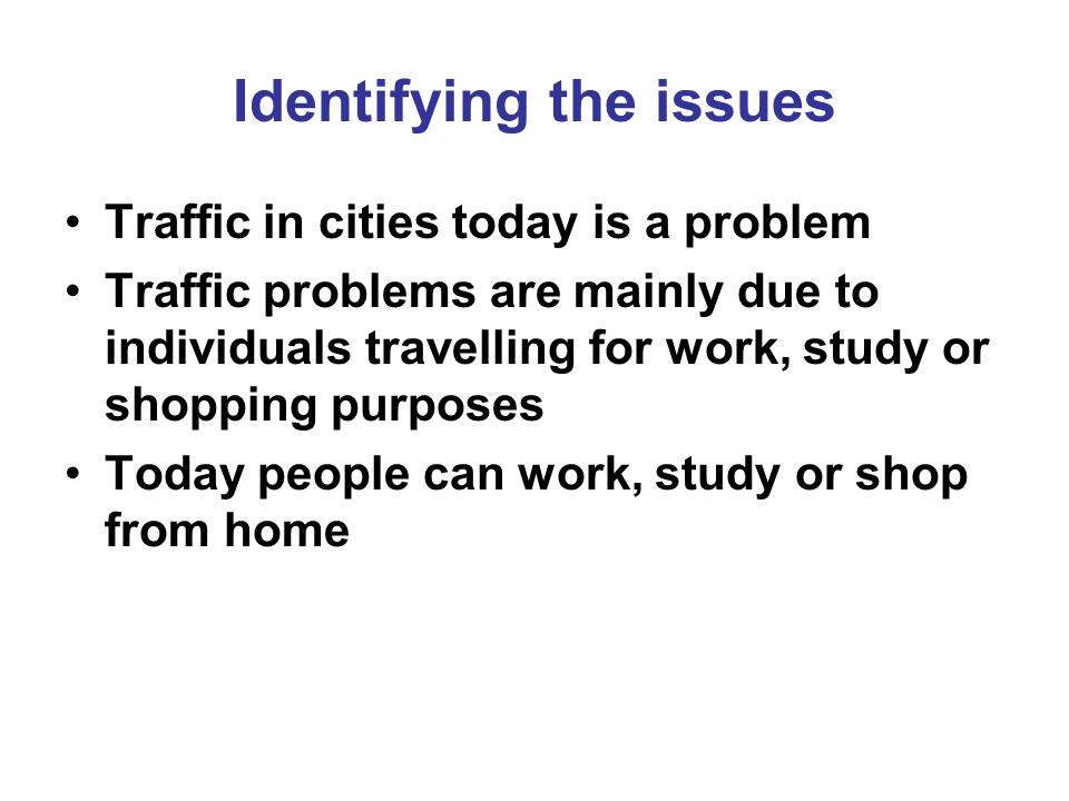 traffic to work from home essay writing strategies ppt video online download 8781