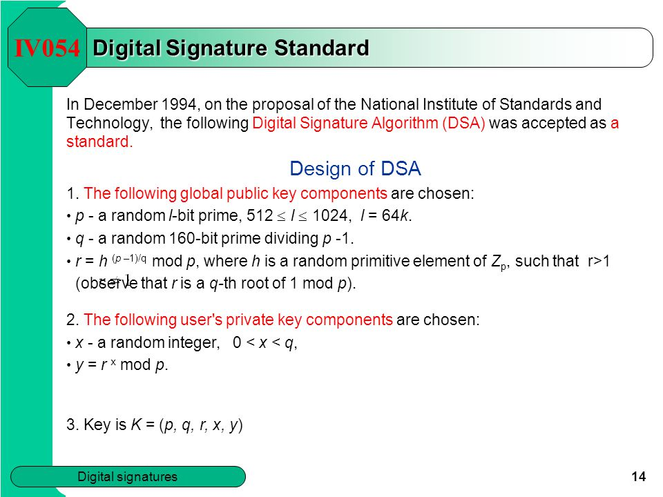 Cryptography, authentication and digital signatures ppt video.