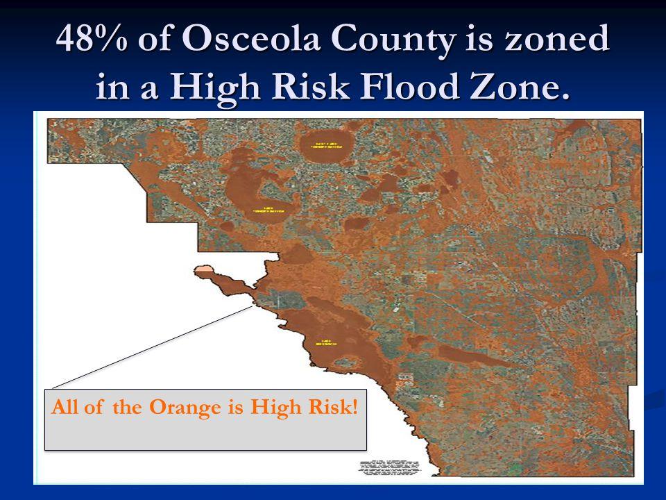 Osceola County Zoning Map Osceola County Floodplain Program   ppt download