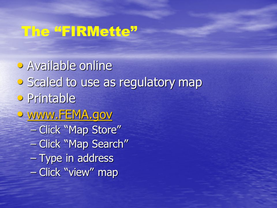 CHAPTER MAPS AND MAP CHANGES Ppt Video Online Download - Firmette map