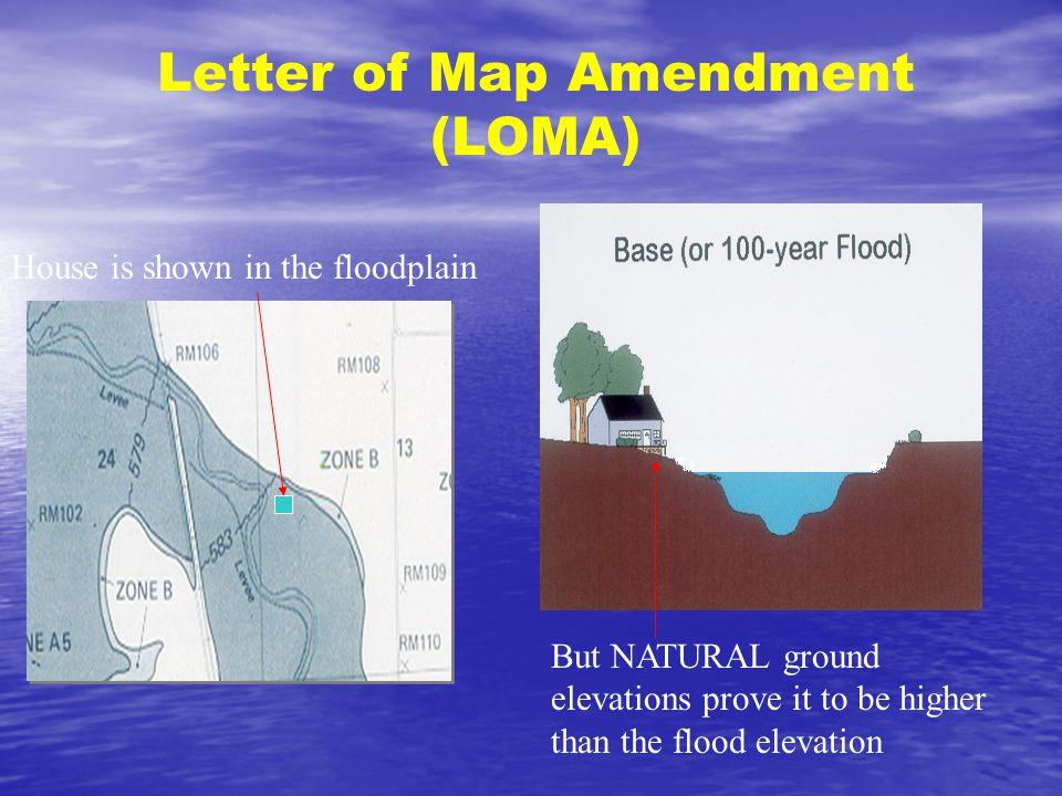 letter of map amendment loma