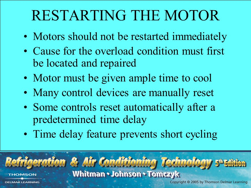 SECTION 4 ELECTRIC MOTORS UNIT 19 MOTOR CONTROLS. - ppt video online ...