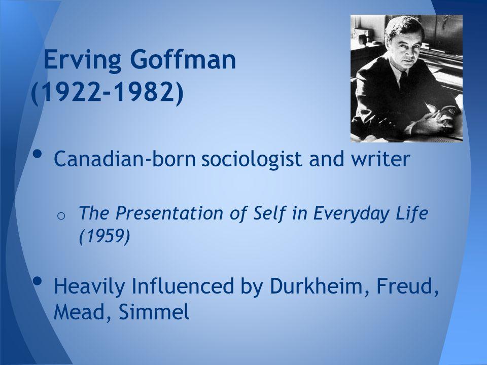 writer of sociology