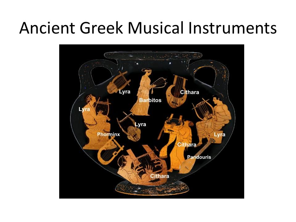 Ancient Greece and Music - ppt download