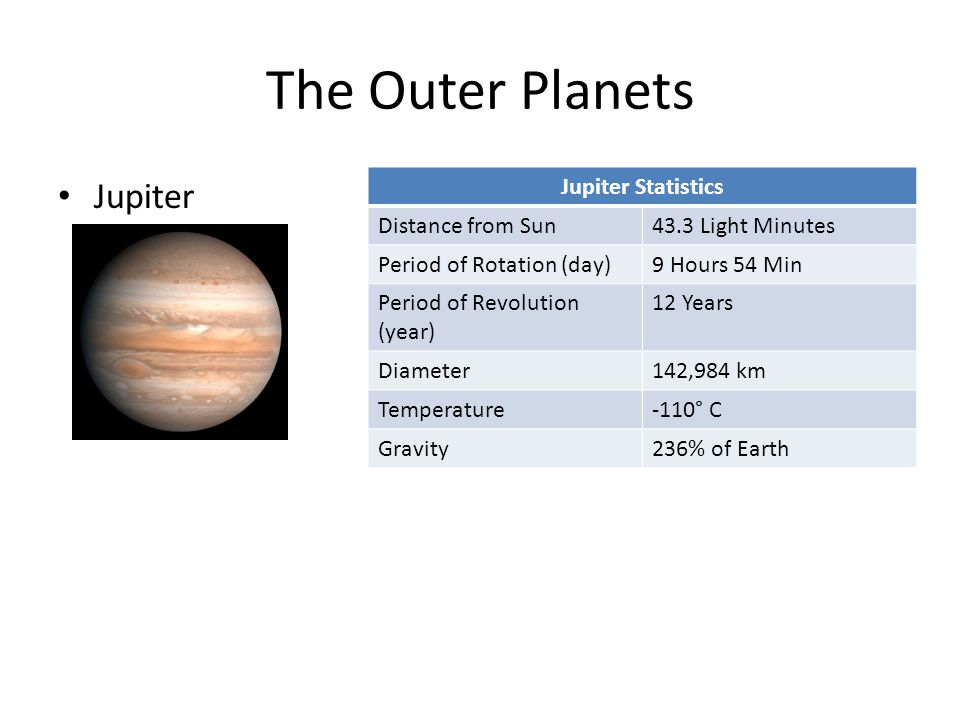 outer planets characteristics - 960×720