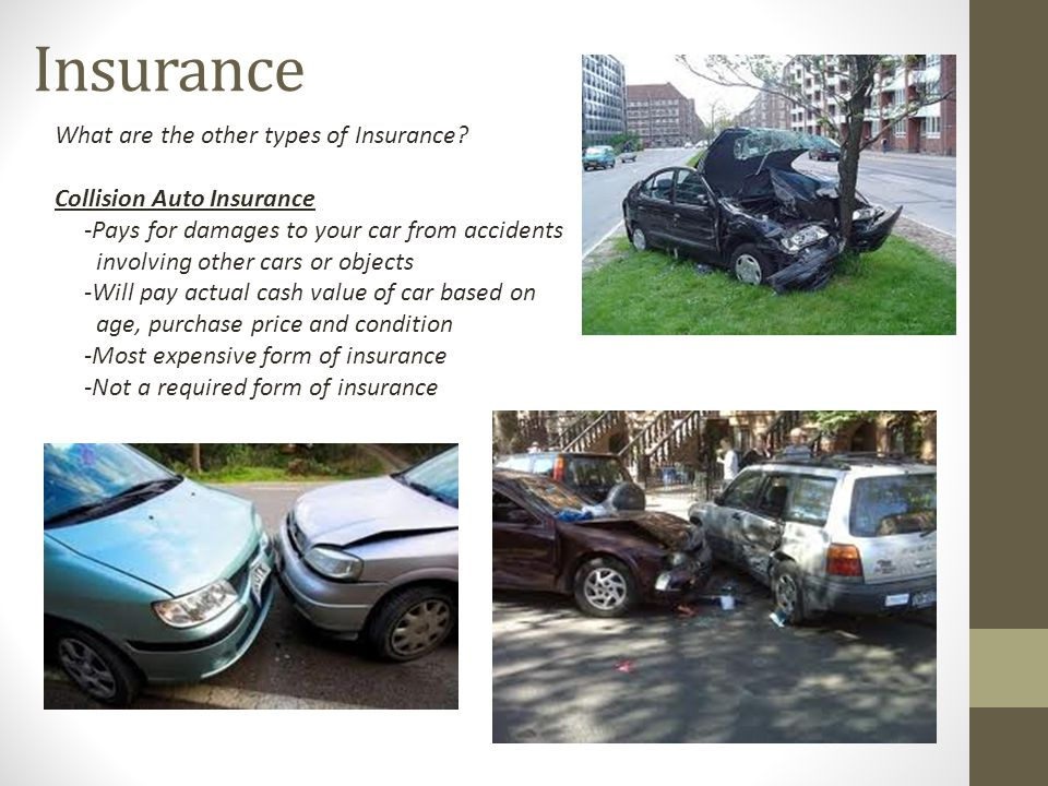 Insurance What are the other types of Insurance