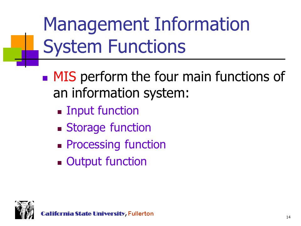 4 main functions of management