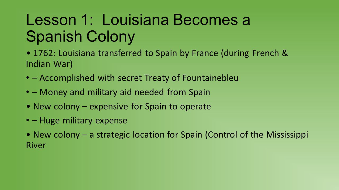 Chapter 7 Spanish Colonial Era. - ppt video online download