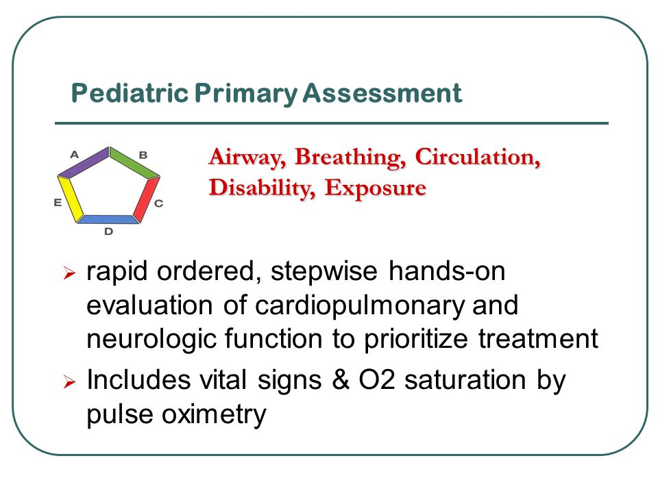 Pediatric Advanced Life Support Ppt Download