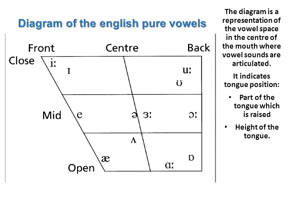 Revision What Are Pure Vowel Sounds Ppt Download