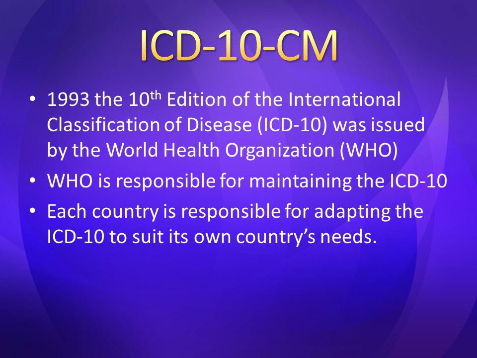 welcome to icd10 coding no recording of any type