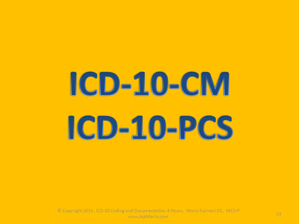 Welcome to    ICD-10 Coding No Recording of ANY TYPE allowed