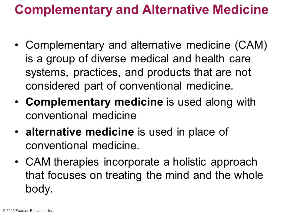 religion spirituality and complementary alternative medicine essay Integrative medicine:  complementary and alternative medicine  it can be observed in religion, philosophy, spirituality and psychotherapy as well.