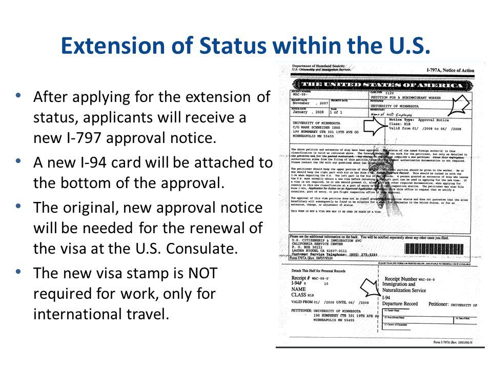 Fundamentals of Nonimmigrant Visas - ppt download