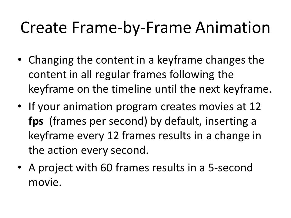 Digital Graphics & Animation - ppt download