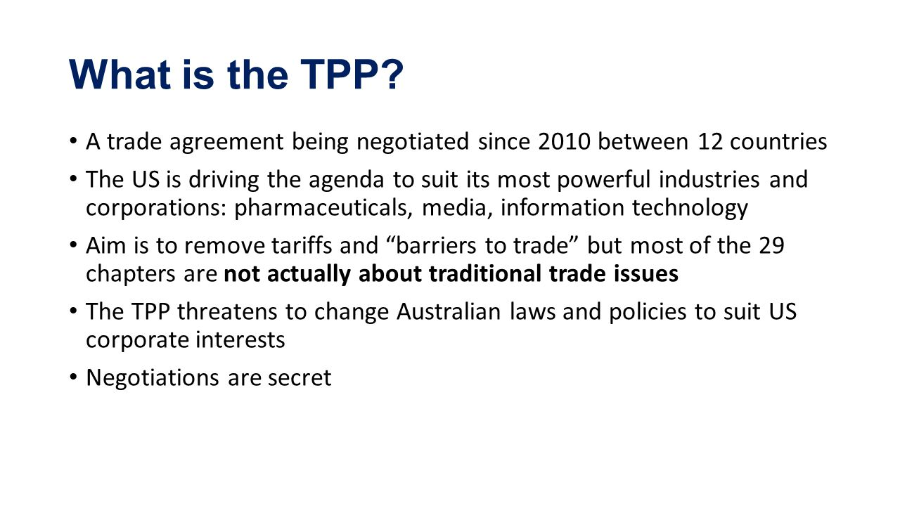 Map Of Tpp Negotiating Countries Ppt Video Online Download
