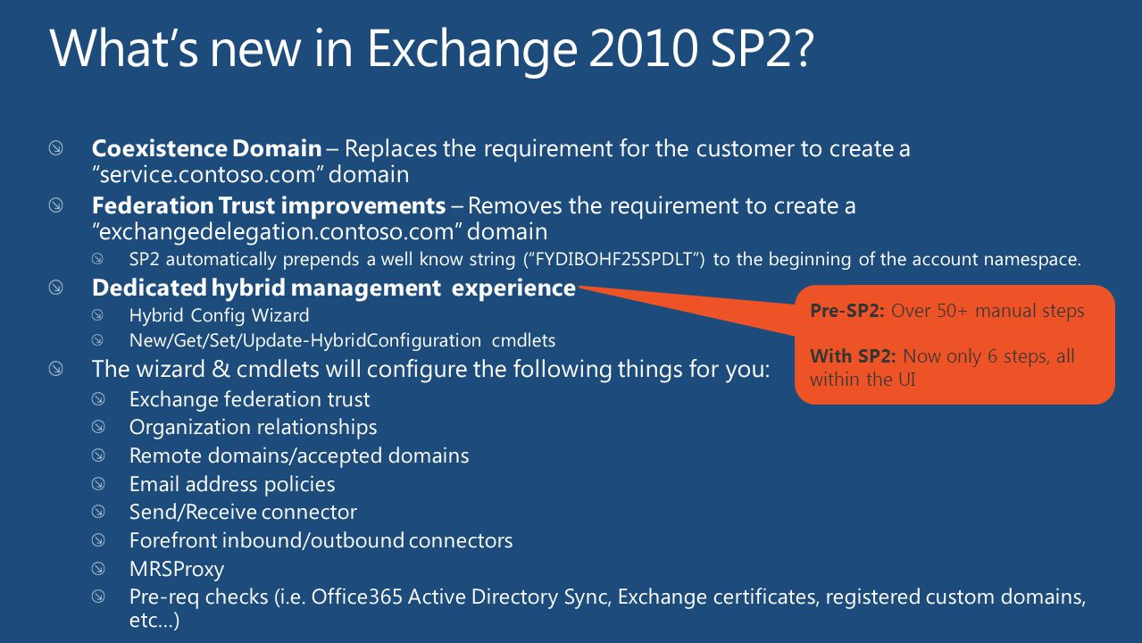 Configuring Hybrid Exchange the Easy Way - ppt video online download