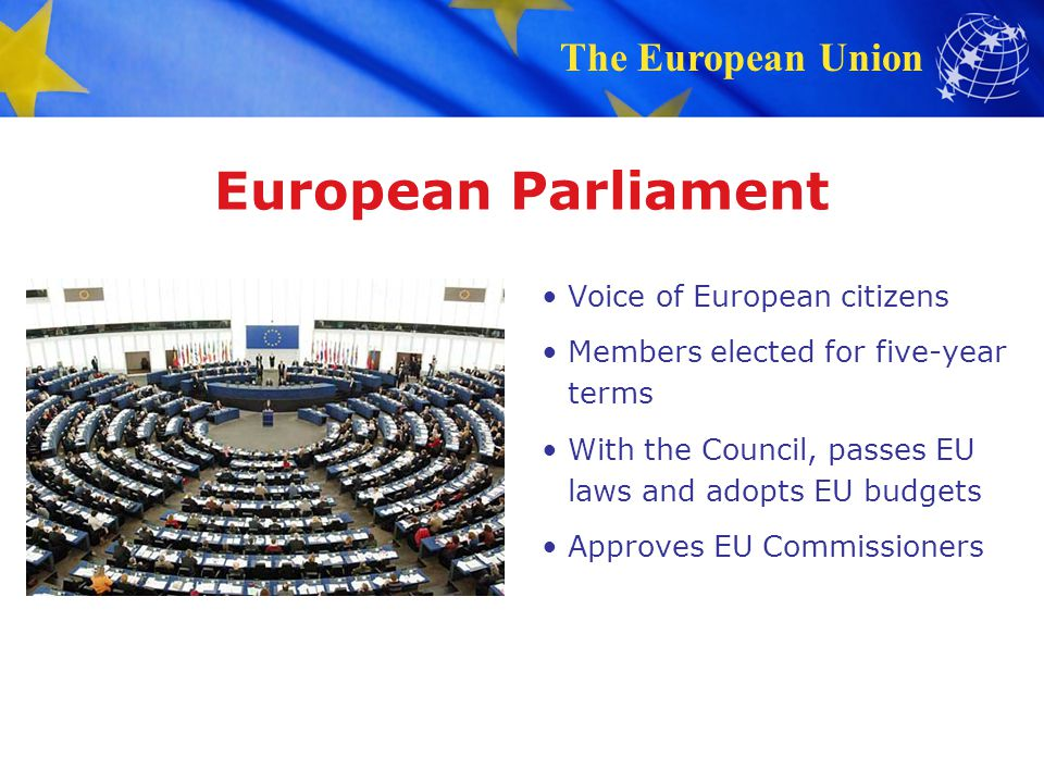 European Parliament Voice of European citizens