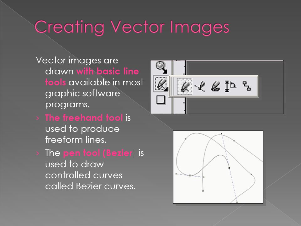 Creating Vector Images