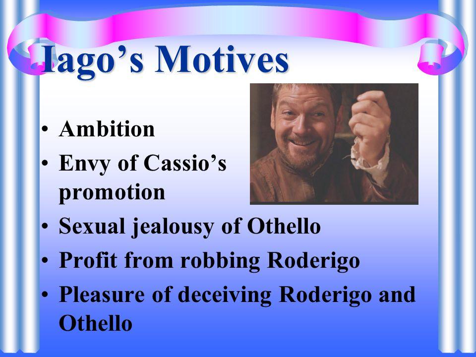iagos motives