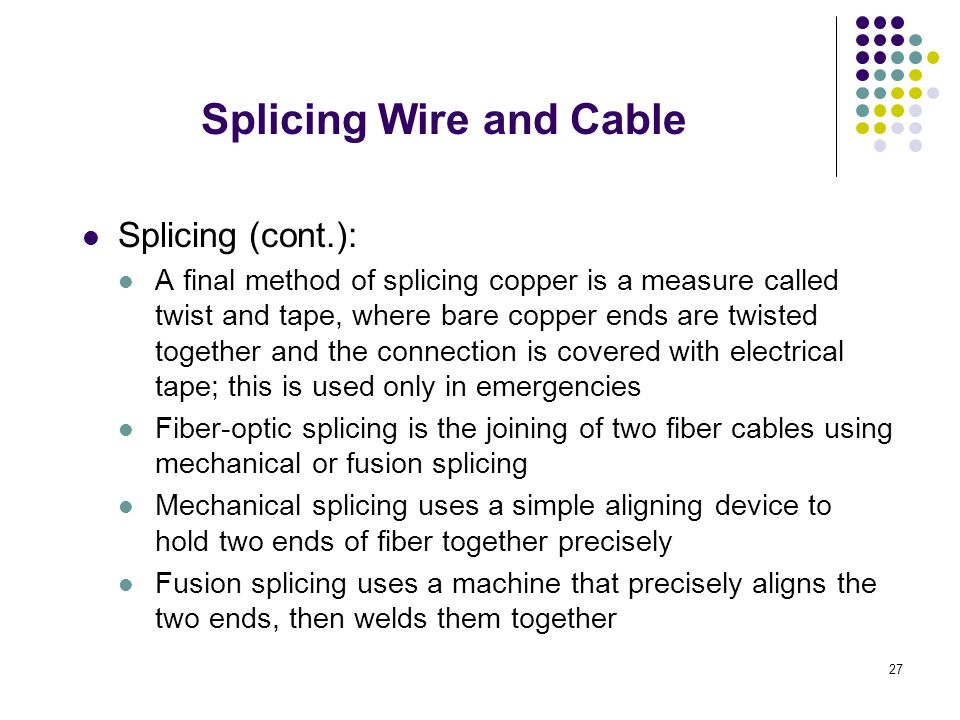 Guide to Network Cabling Fundamentals - ppt video online download