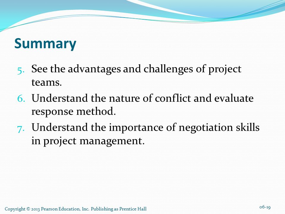 what is the importance of conflict management in teams