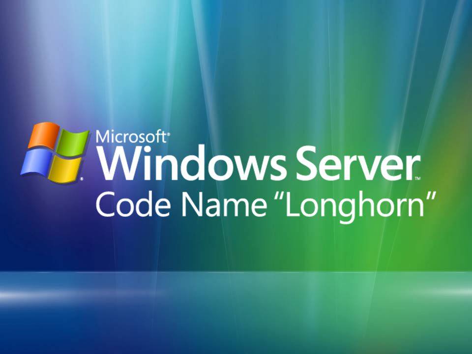 View topic longhorn 2010. Betaarchive.