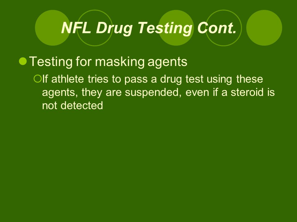 Drug Testing in Sports Chapter 17 Pharmacology  - ppt video online