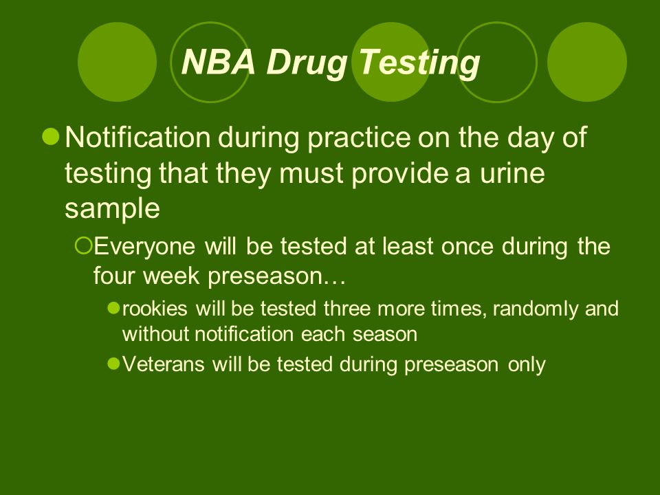 how to pass first advantage drug test