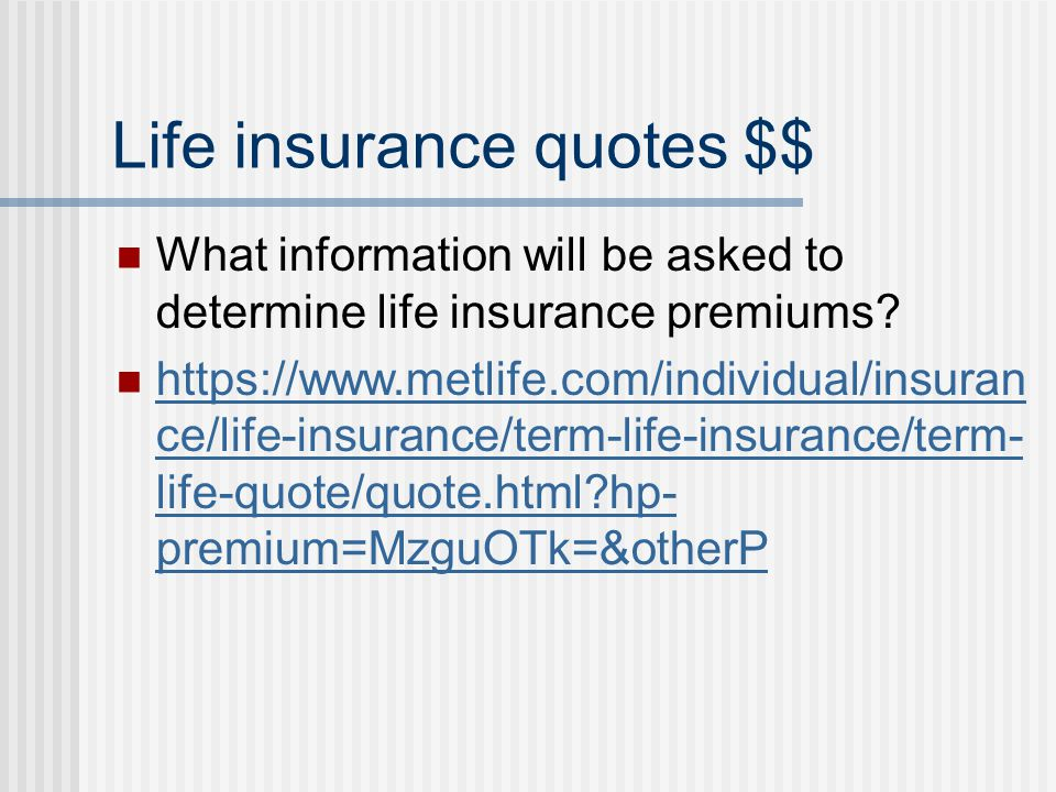 69 Life Insurance Quotes $$