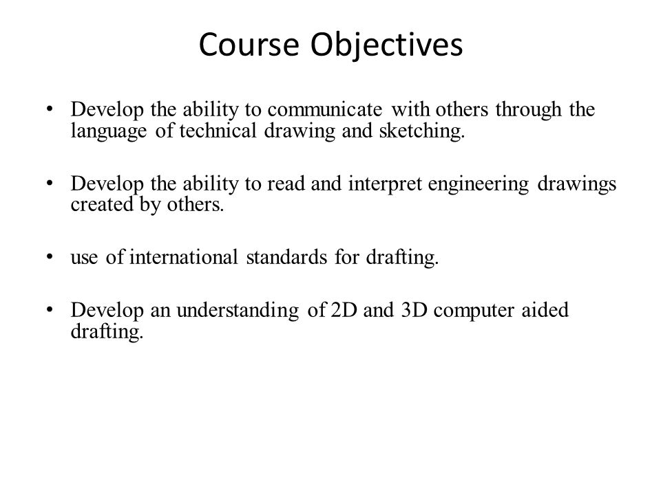 Ens 207 Engineering Graphics Ppt Video Online Download