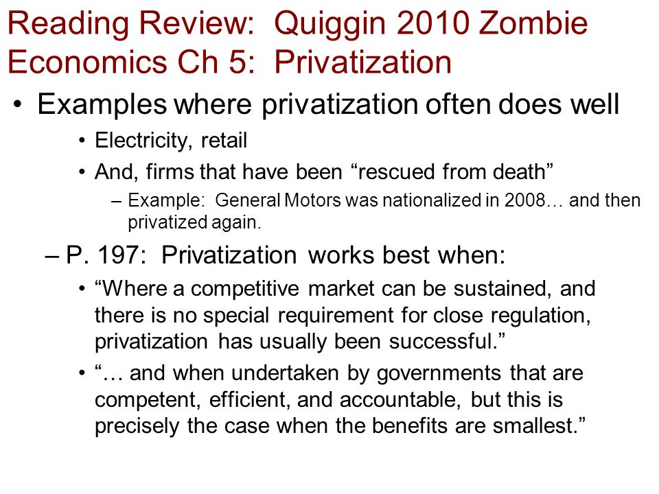 privatisation and nationalisation The urdu wikipedia article for nationalization currently lists قومیانا questions: what words or expressions are appropriate for nationalization and privatization.