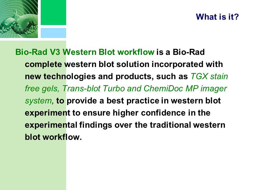 Field Application Specialist Bio Rad Ppt Video Online